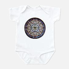Gothic Window Infant Bodysuit