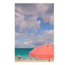 Grace Bay: Beach Chairs / Postcards (Package of 8)