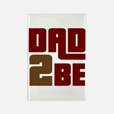 Dad 2 Be Rectangle Magnet