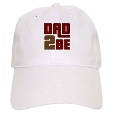Dad 2 Be Baseball Cap