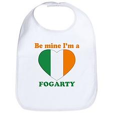 Fogarty, Valentine's Day Bib