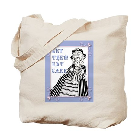 Marie Antionette Tote Bag