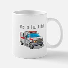 How I Roll (Ambulance) Mug