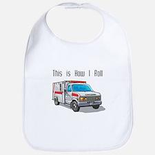 How I Roll (Ambulance) Bib