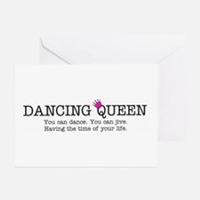 Dancing Queen Greeting Cards (Pk of 10)