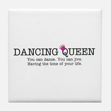 Dancing Queen Tile Coaster