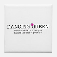 Dancing Queen Tile Coaster