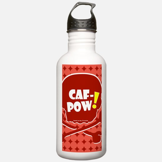 NCIS Caf-Pow Tumbler Water Bottle