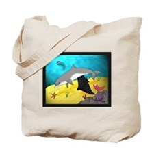 Undersea World Tote Bag
