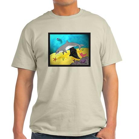 Undersea World Light T-Shirt