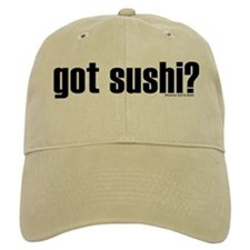 Got Shirtz? Got Sushi? Baseball Cap