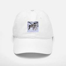 Funny Wolf Cap