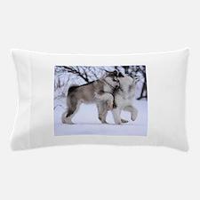 Unique Wolf Pillow Case