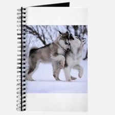 Cute Wolves Journal