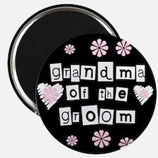Grandma of the Groom Magnet