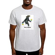Viva La Bigfoot T-Shirt