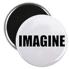"Be Bold IMAGINE 2.25"" Magnet (100 pack)"