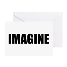 Be Bold IMAGINE Greeting Cards (Pk of 10)