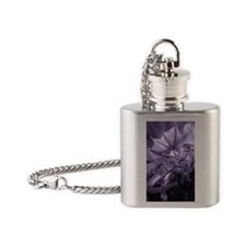 Dragon Moon Flask Necklace