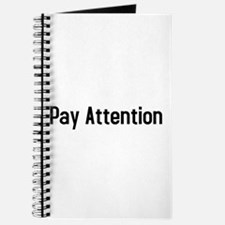 Pay Attention Journal