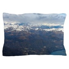 Lake of Lugano, on the border between  Pillow Case