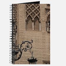 Seville. 15th century Gothic Seville Cathe Journal