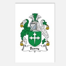 Berry Postcards (Package of 8)