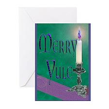 Yule Cards (Pk of 10)