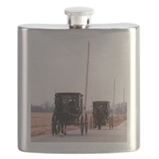 Indiana, Menonite and Amish communities in I Flask
