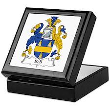 Bell Keepsake Box