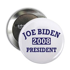 Joe Biden 2008 Pinback Button