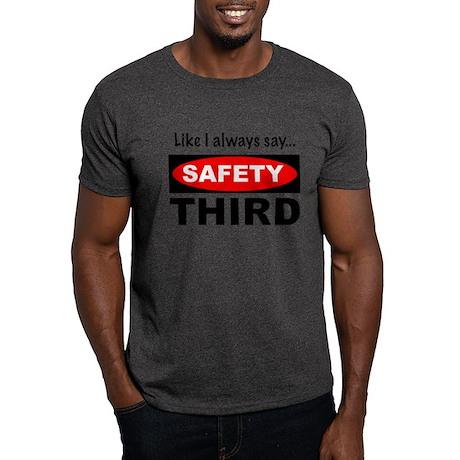 Safety Third Dark T-Shirt