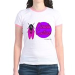 Cicada Couture P07 Jr. Ringer T-Shirt