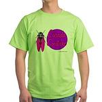 Cicada Couture P07 Green T-Shirt