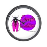 Cicada Couture P07 Wall Clock
