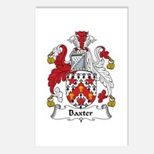 Baxter Postcards (Package of 8)