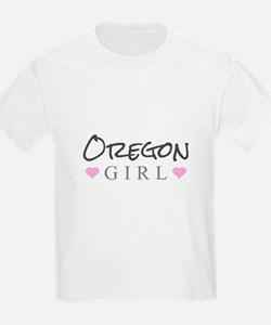Oregon Girl T-Shirt