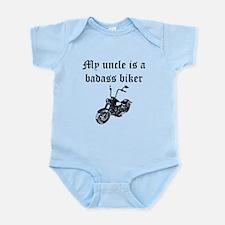 My Uncle Is A Badass Biker Body Suit