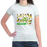 What Cicada Jr. Ringer T-Shirt
