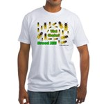 What Cicada Fitted T-Shirt