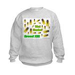 What Cicada Kids Sweatshirt