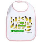 What Cicada Bib