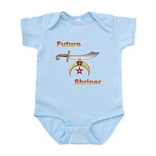 Future Shriner Infant Bodysuit