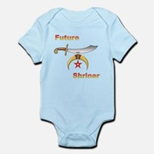 Future Shriner Infant Bodysuit