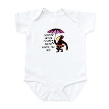 DATING- MONKEY Infant Bodysuit