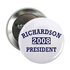 Richardson 2008 Varsity Button