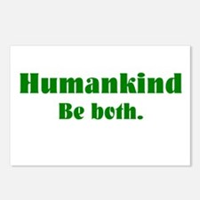 Human Kind Postcards (Package of 8)