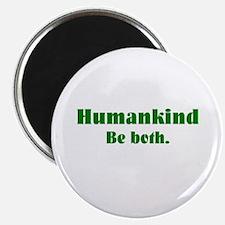 Human Kind Magnet