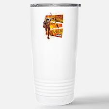 Kraven the Hunter Stainless Steel Travel Mug