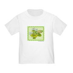 Dainty Cicada Toddler T-Shirt